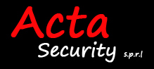 Acta Security - gardiennage